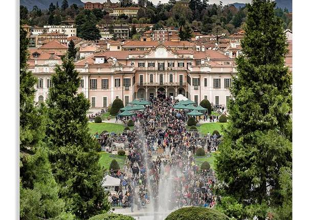 Varese, Giardini Estensi (foto di Max Bassi)