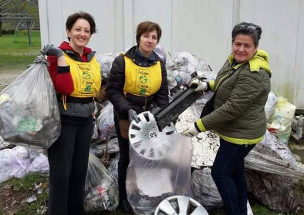 Verde pulito a Buguggiate 2018