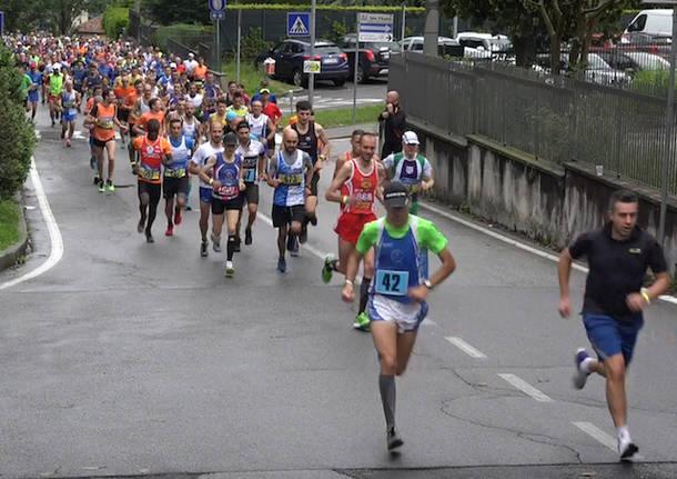 athlon run piede d'oro podismo 2018