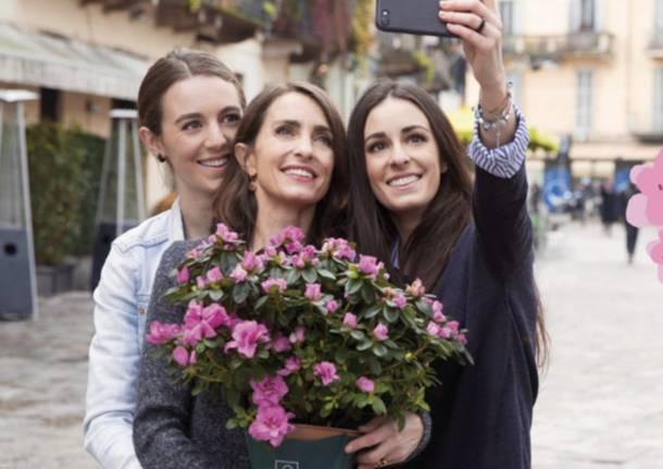 Domenica l'Azalea della Ricerca di Airc contro i tumori femminili oggi | ATTUALITÀ