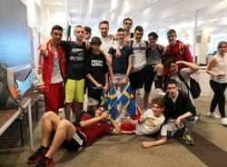 Basket Lonate Göteborg