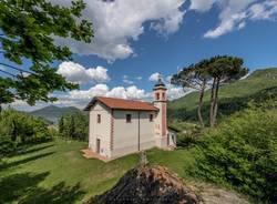 Besano, colle San Martino - Foto di Antonella Martinelli