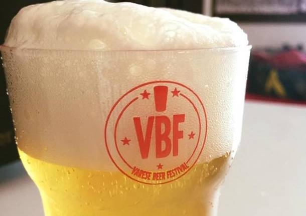 bicchiere varese beer festival