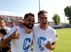 Calcio: Pro Patria domenica 6 maggio 2018