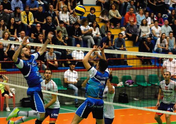 Tipiesse Mokamore Cisano - Pallavolo Saronno 3-0