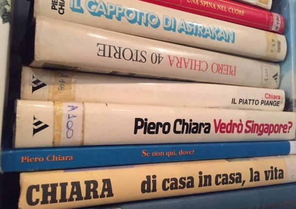 La biblioteca di Brinzio