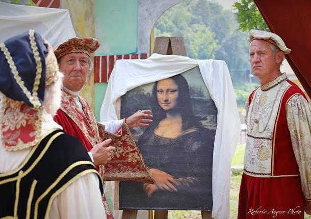Leonardo Da Vinci al Panperduto