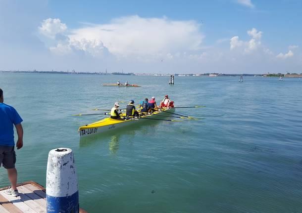 Remoturismo con la Canottieri Luino