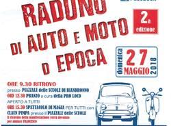 RADUNO DI AUTO E MOTO D\'EPOCA
