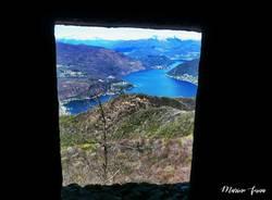 Ceresio dal monte Orsa - foto di Marino Foina