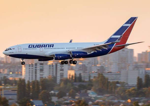 cubana de aviacion cuba aereo