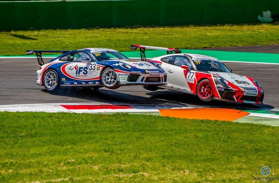 European Le Mans a Monza