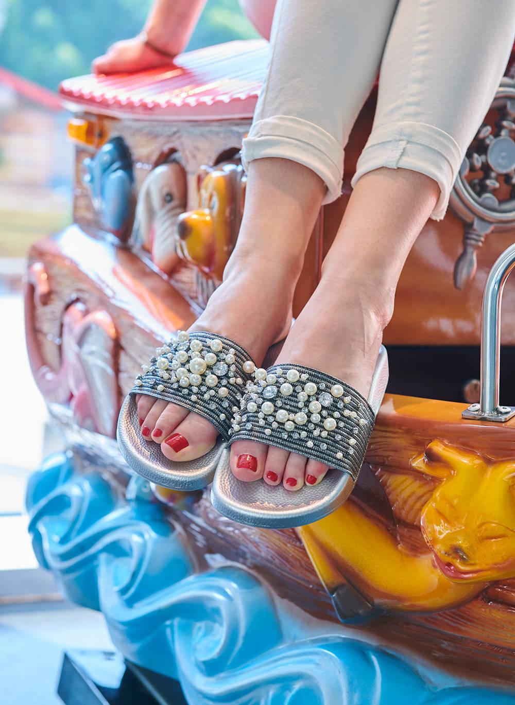 Fashion Pills by Sabina - Ciabatte, regine dell'estate