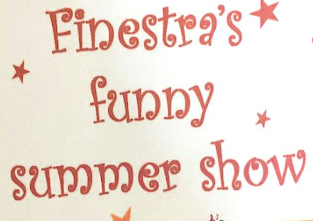 finestra's funny summer show