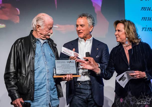 Gino Paoli al Premio Chiara