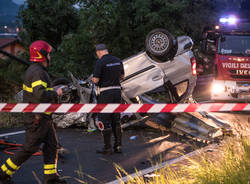 incidente varese mortale