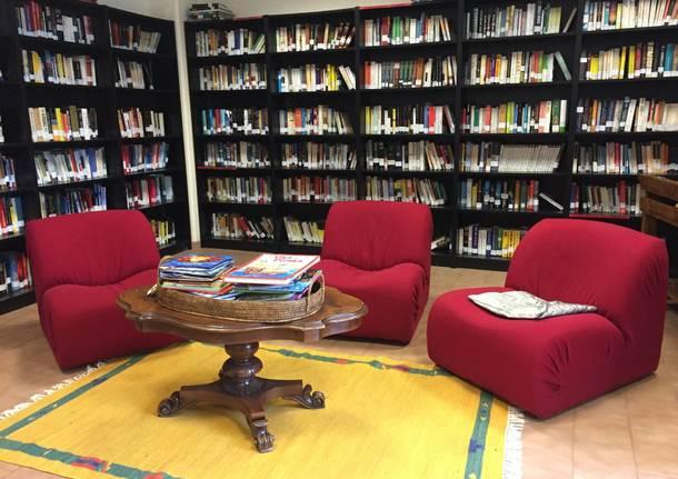"""La Biblioteca """"Bruna Brambilla"""" alla scuola Anna Frank"""