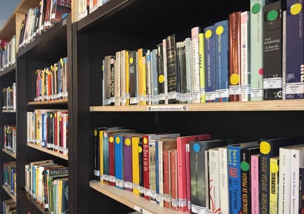 La Biblioteca Comunale di Besozzo e la Biblioteca Popolare Ornella Contini