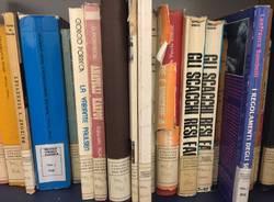 La biblioteca di Laveno Mombello