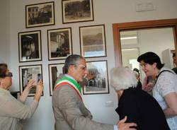 La centenaria inaugura il museo