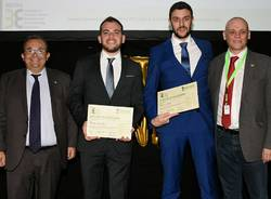 Matteo rodighiero premiato al concorso europeo promosso da aicarr