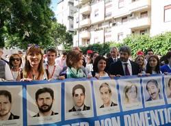 Nave della legalità 2018 - Palermo