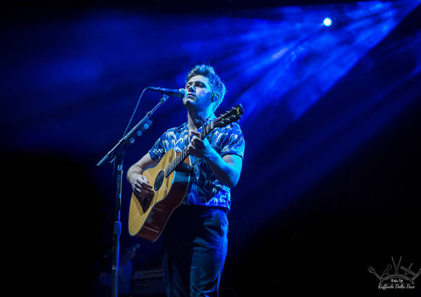 Niall Horan in concerto al Forum di Assago