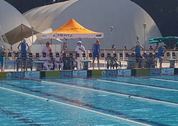 piscina di moriggia gallarate trofei nuoto