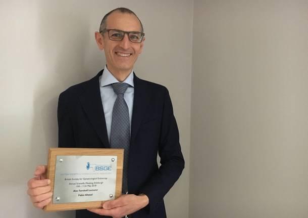 premio professor Ghezzi
