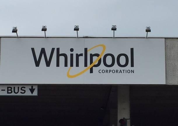 Sciopero alla Whirlpool