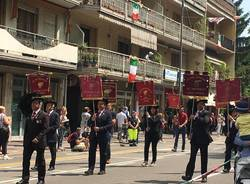 raduno dei bersaglieri a San Donà di Piave