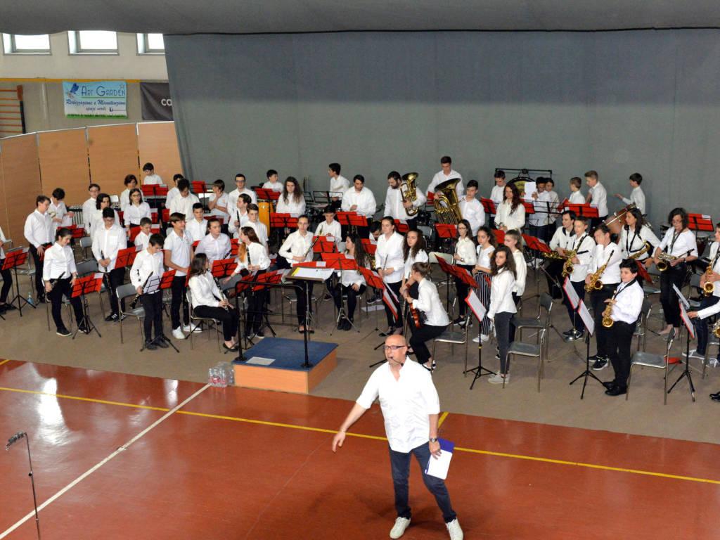 stage musica La Casoratese