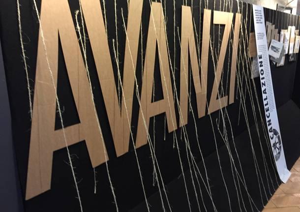 Una mostra di Avanzi
