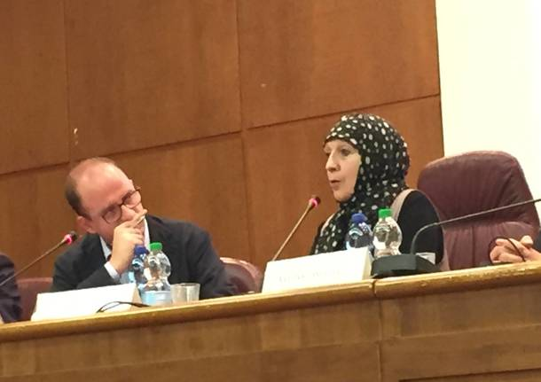 Valeria Cappella, mamma di un terrorista, parla a Varese