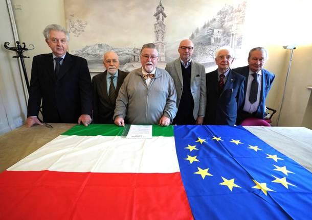 Varese per l'Italia presenta la battaglia di Biumo