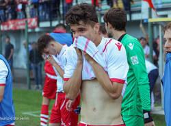 Varese perde: retrocesso