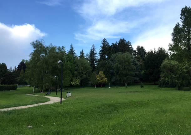 Venegono Superiore - Il Parco Pratone