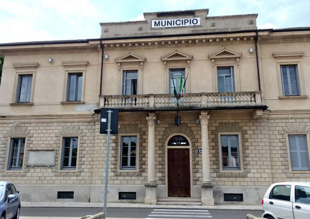 venegono superiore - municipio