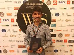 Venegono Superiore - Premiazione Andrea Buosi