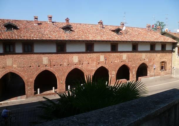 Venegono Superiore: la chiesa e il rione di Santa Maria