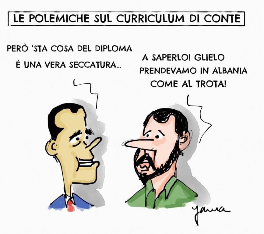 vignetta curriculum conte