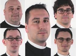 29 nuovi preti in diocesi, 5 sono varesini
