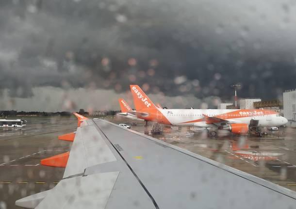 aerei temporale