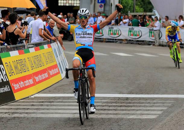 alessio martinello campione lombardo juniores ciclismo