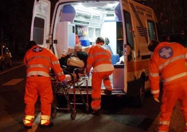 ambulanza notte