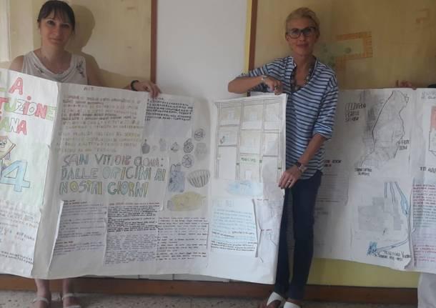 bambini costituzione illustrata san vittore olona