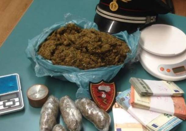 carabinieri sequestro marijuana