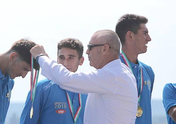 """I """"campioni"""" della Schiranna"""