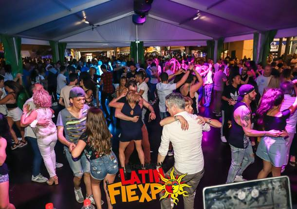 Il primo weekend del LatinFiexpo