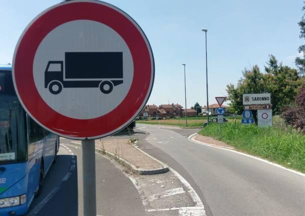 "Cassina Ferrara \""dimentica\"" i camion, grazie alla tangezialina"